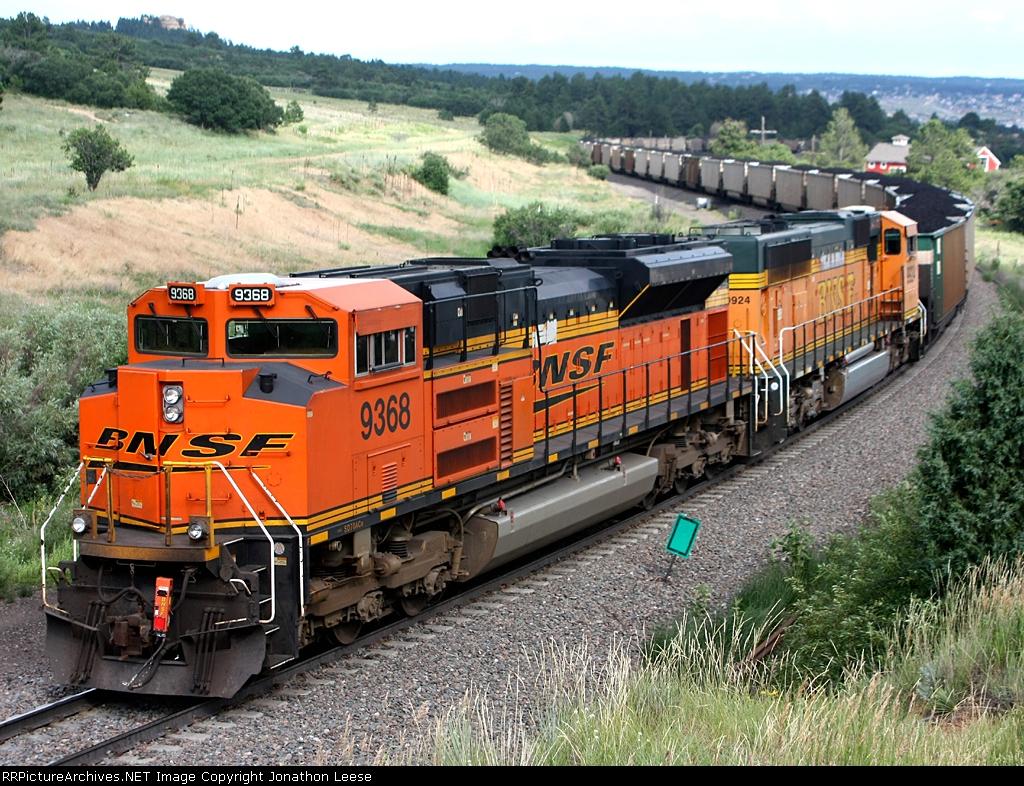 BNSF 9368