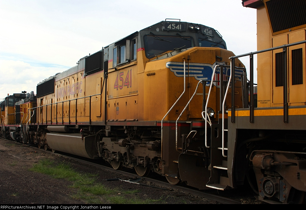 UP 4541