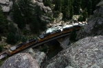 SD70M's cross the stream