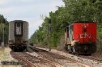 CN C40-8M 2425