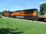 BNSF 7237 and 7240