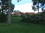 BNSF 5935 and 6006