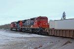 CN 2131 & 8915 departing Ardrossan