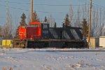 CN 1408 at CN's Scotford Yard