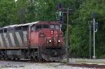 CN C40-8M 2417