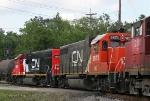 IC GP38-2 9573 & 9617
