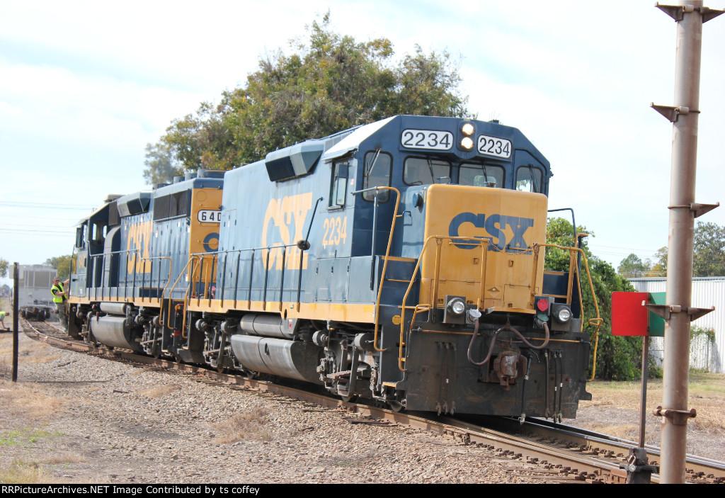 CSX 2234