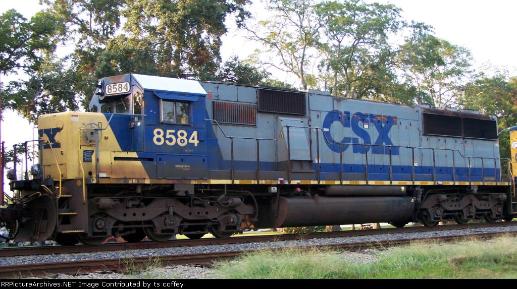 CSX 8584