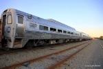 Ex-Metro North cars appear to be part of the original Amtrak Metroliner Fleet