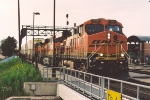 Westbound Z train