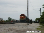 BNSF 4706