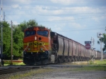 BNSF C44-9W 5235