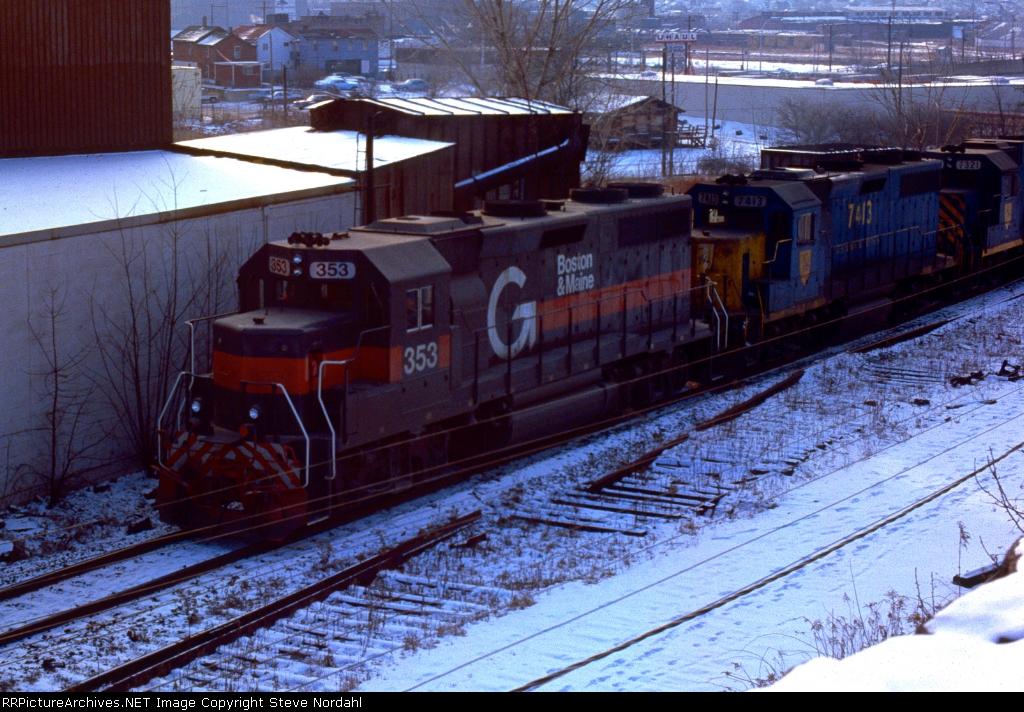 Gilford/D&H in Scranton, Pennsylvania