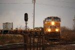 UP 7782, northbound UP train IHOYC-29