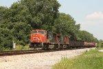 CN 5758, southbound CN M39731-09