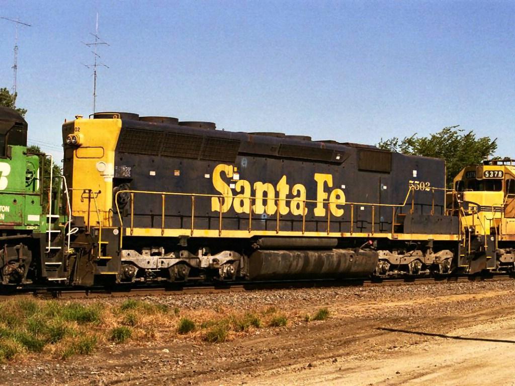 ATSF 5502