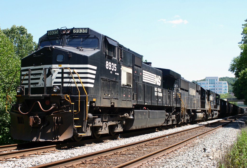 Westbound Coal Drag