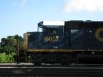 CSXT 6057 on Y290
