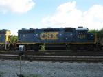 CSXT 4309 on O708-30
