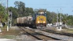CSXT 4683 Leads O800 Southbound