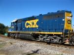 CSXT 4312 on O709