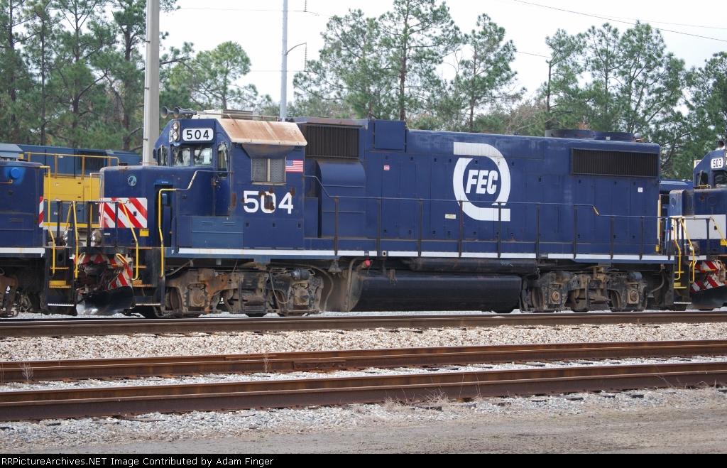 FEC 504