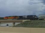 BNSF 4959 NS 9226