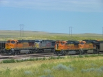BNSF 6387 AND OTHERS