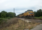 UP 6732 eastbound UP loaded coal train