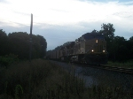 UP 7259 eastbound UP loaded coal train