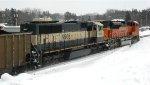 BNSF 9566-9307