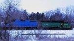 EMDX 798 & BNSF 2891