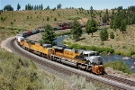UP 1989 along the Truckee River