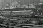 LMS 10000 on regular passenger duty at Birmingham New Street Station