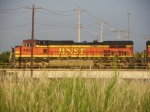 BNSF C44-9W 4863
