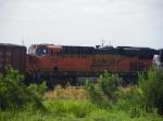 BNSF ES44DC 7597