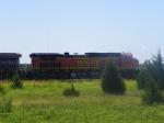 BNSF C44-9W 4767