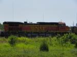 BNSF C44-9W 4942