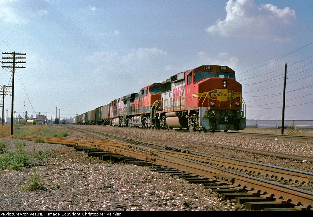 BNSF 108