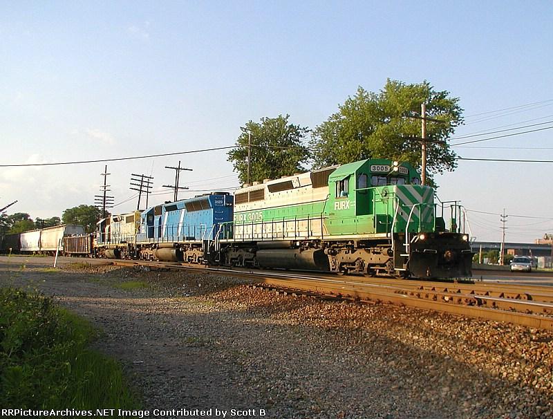 FURX 3005 Q396 7:30 P.M.