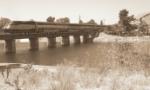 Amtrak 734 crosses Alameda Creek