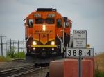 BNSF GP39-2 2778