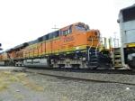 BNSF ES44DC 7255