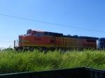 BNSF B40-8W 545