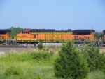 BNSF C44-9W 5221