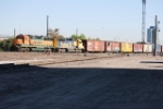 Working The Denver BNSF Yard