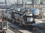 NS 3032 At Penn Coach Yard