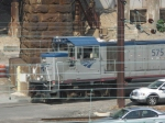 AMTK 575 In Penn Coach Yard
