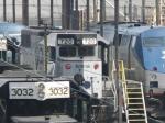 AMTK 720 At Penn Coach Yard