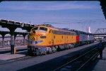 928 assisting Amtrak at Denver